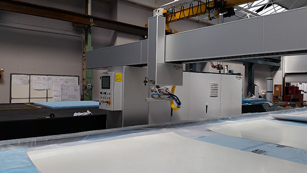 Gluematic 6000 GM 3K automated gluing system